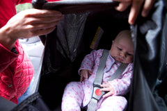 Why your child does NOT need a coat in the car