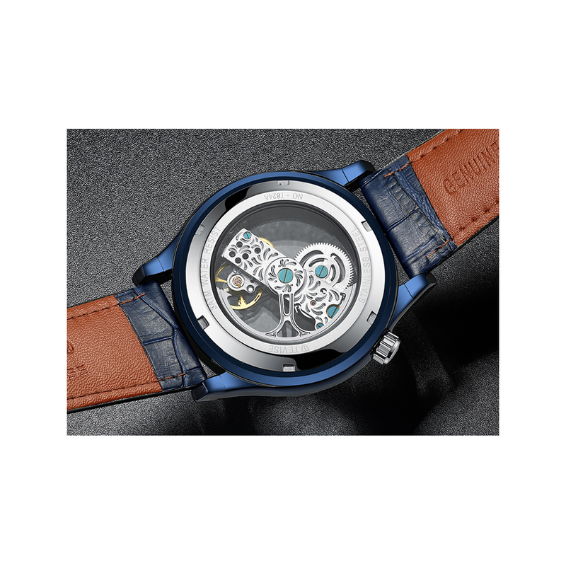 Luminous Hollow Men's Watch