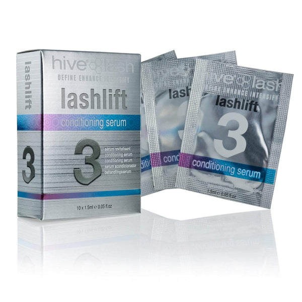 Hive Products Hive Lash Lift Conditioning Serm 10 X 1.5ml Sachets