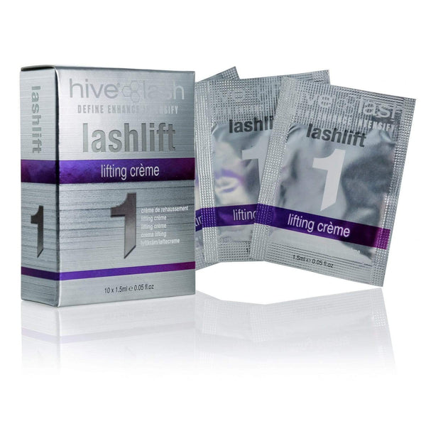 Hive Products Hive Lash Lift Lifting Crème 10 X 1.5ml Sachets