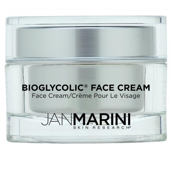 Just Care Beauty Aesthetic Skincare Jan Marini Bioglycolic Face Cream 57g