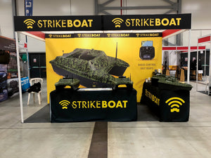 StrikeBoat Launches @ The Big One Farnborough