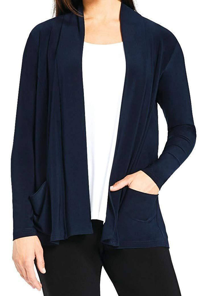 Sympli Womens Go to Cardigan Short - A Dream Fit