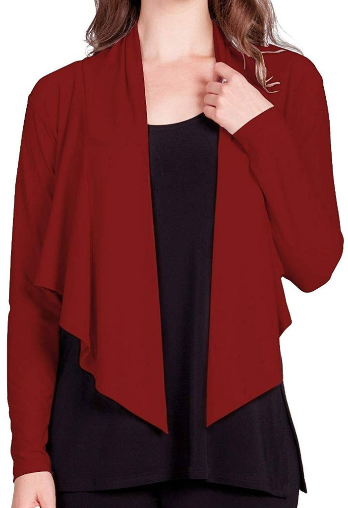 Sympli Womens Nu Urban Shrug - A Dream Fit