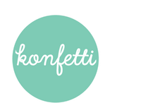 konfetti patterns logo