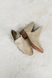 Pronto Natural Bootie