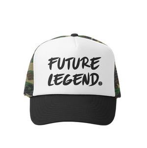 Future Legend Trucker Hat- Grom Squad