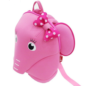 Pink Elephant Backpack