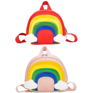 Rainbow Backpack Purse Mini New Arrival!