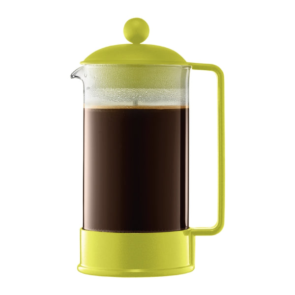 Bodum 8-cup Brazil French Press in Green