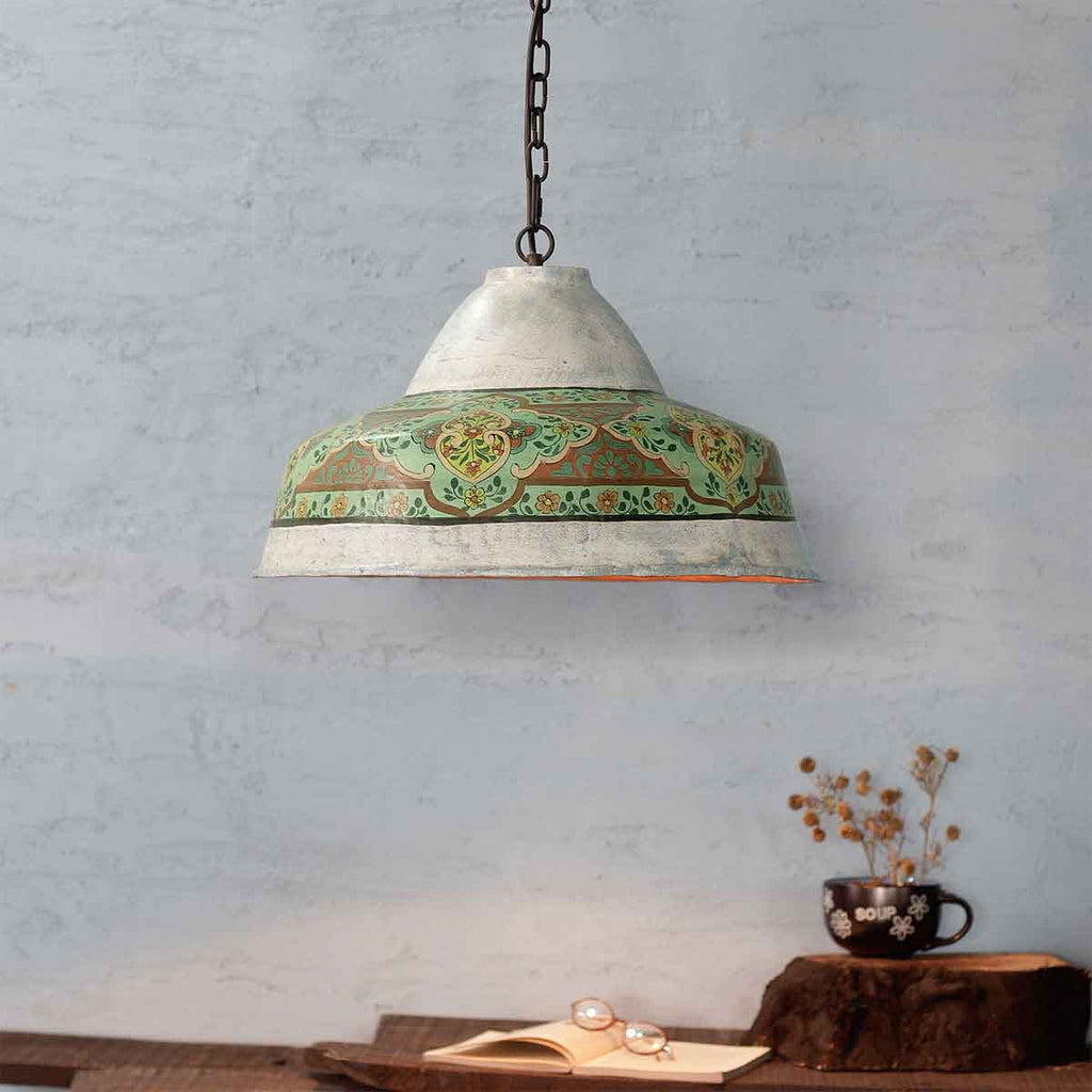 Estella Hand Painted Pendant Lamps