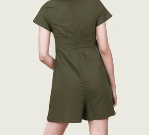 Bee Balm Ladies Romper
