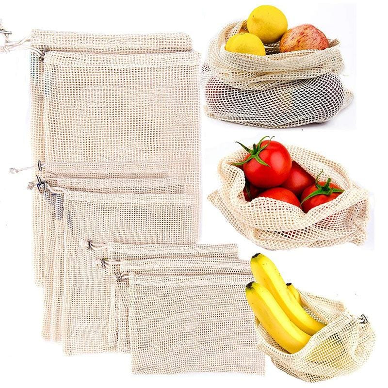 Reusable Fruit/Vegetable Storage Bags