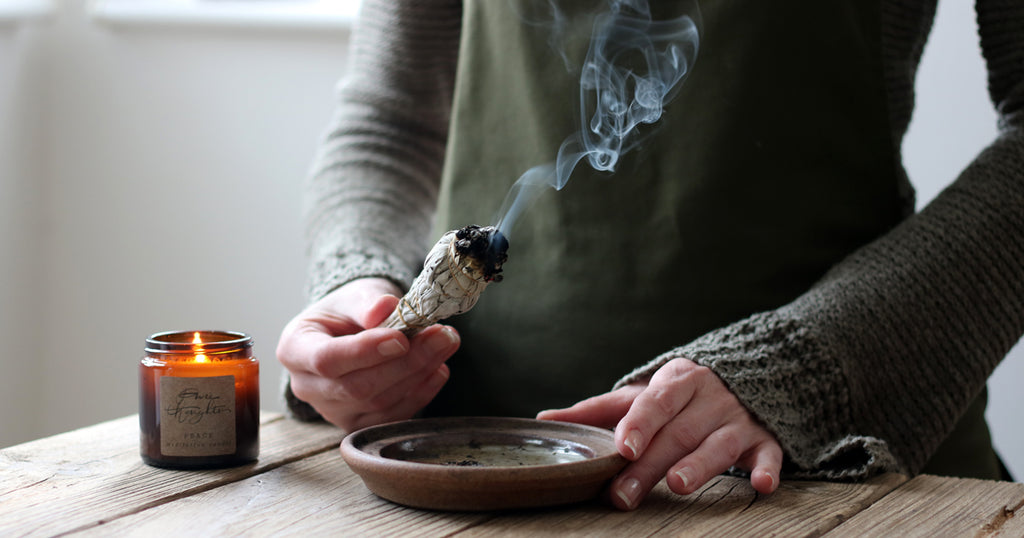 Home/Office Smudging (Orange County ONLY)
