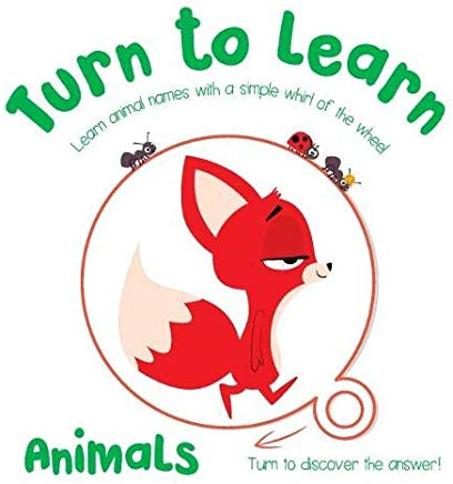 Fun Learning Wheel: Animals