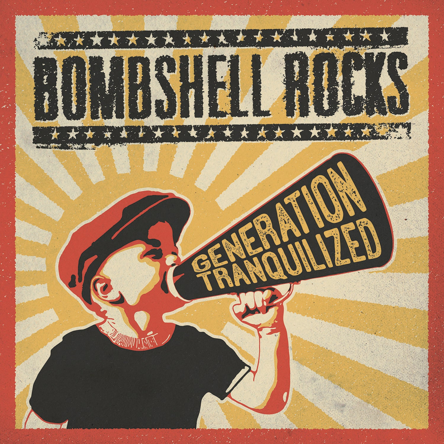 Bombshell Rocks - Generation Tranquilized LP / CD