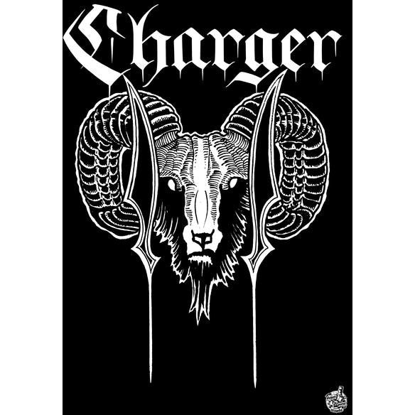 Charger - Album Poster - Flat