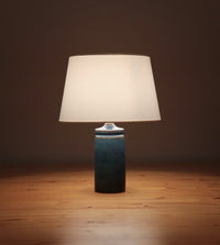 Carl-Harry Stålhane Ceramic Table Lamp, Rörstrand Ab, Sweden, 1950s - The Exchange Int
