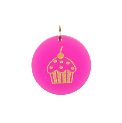 I found this at #moonandlola! - Eden Cupcake Charm