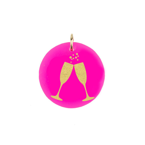 I found this at #moonandlola! - Eden Champagne Charm