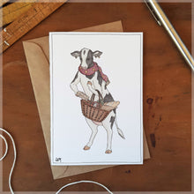 The Morning Shop - Greeting Card