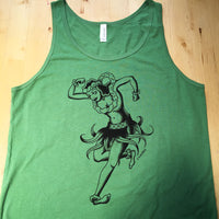 tattoo flash tank top traditional