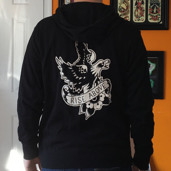 Tattoo Flash Hoodie