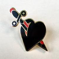 traditional tattoo pin