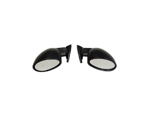 Sport Mirror Set Black 240Z 260z 280z 280ZX