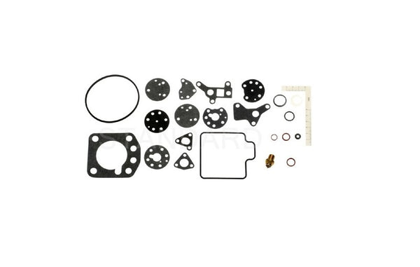 Carb Rebuild Repair Kit Flat Top Carburetor
