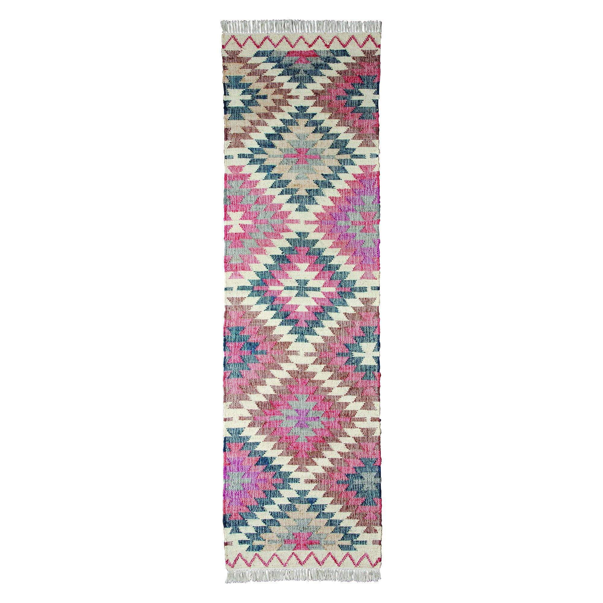 MYAKKA Thali Diamond Kilim Runner