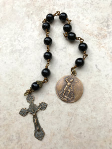 Michael the Archangel/Our Lady of Remedies Decade Rosary