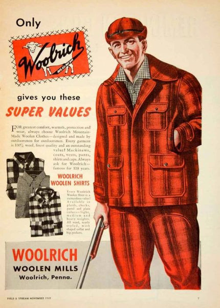 The History of Woolrich