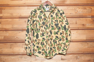 1990s Five Brother Duck Camouflage Shirt - C.G. Harrison & Co