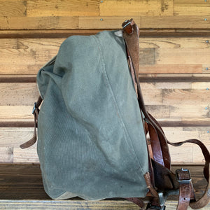 1940s Swiss Rucksack WWII - C.G. Harrison & Co