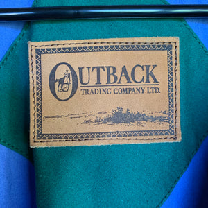 1990s Australian Outback Sailing Duster - C.G. Harrison & Co
