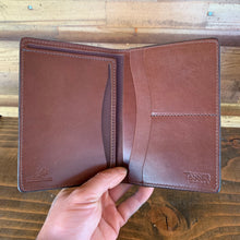 Load image into Gallery viewer, Deadstock Tanner Goods Leather Travel Wallet