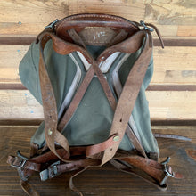 Load image into Gallery viewer, 1940s Swiss Rucksack WWII - C.G. Harrison & Co