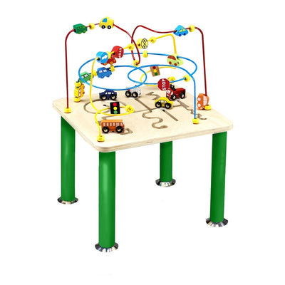 Traffic Jam Rollercoaster Play Table-Made in USA