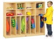 NEAT-n-TRIM LOCKERS - 60 INCH - 8 SECTIONS by Jonti Craft
