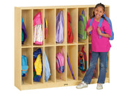 TWIN TRIM LOCKERS - 16 SECTIONS by Jonti Craft