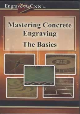 Mastering Concrete Engraving: The Basics