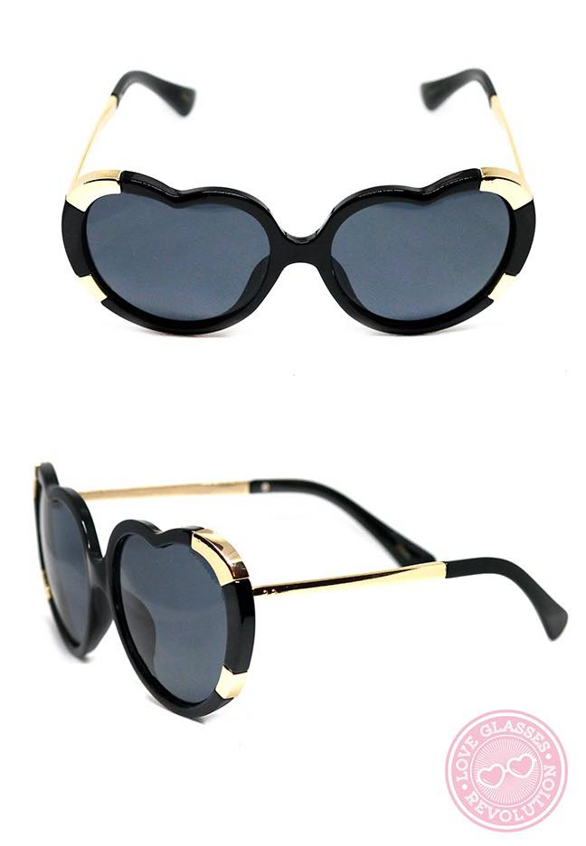 Fashion Style Love Glasses