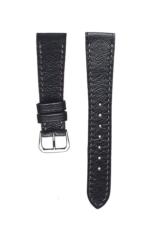 Blue Buttero Calfskin Watch Strap