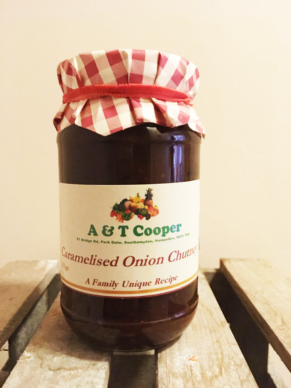 Caramelized Onion Chutney - 312g