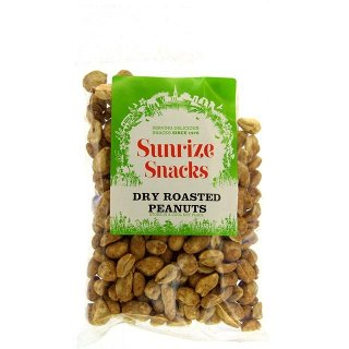 Dry Roasted Peanuts - 150g