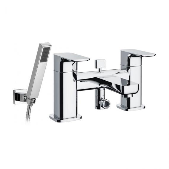 Pura Flite Bath Shower Mixer with Kit