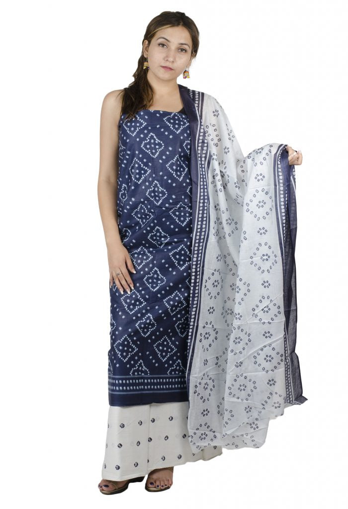 TRIBES INDIA- COTTON SUIT MATERIAL