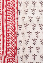 Load image into Gallery viewer, BAGH PRINT SAREE