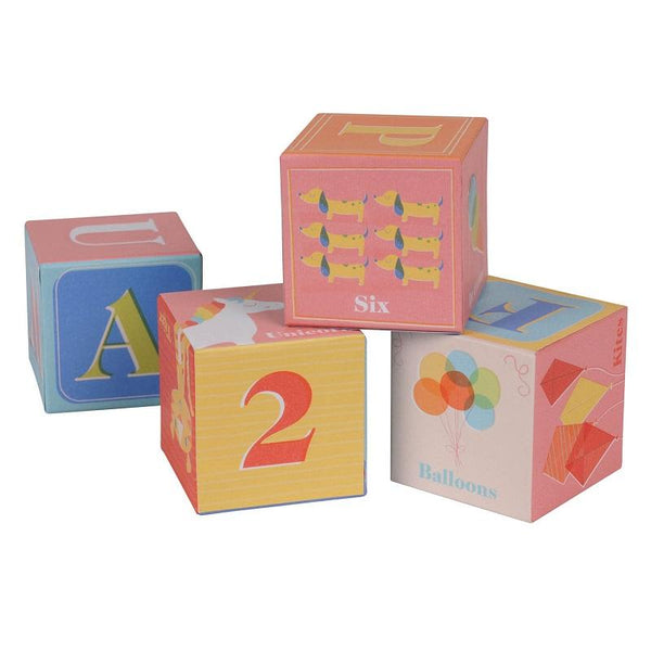 Tiger Tribe - ABC Blocks - ABC-123